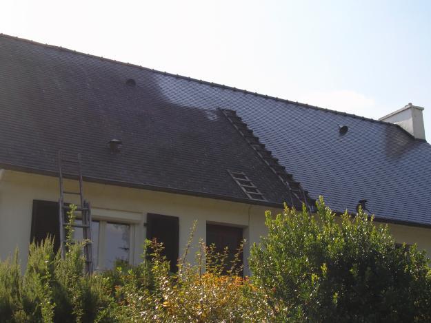 Imperméabilisation des toitures